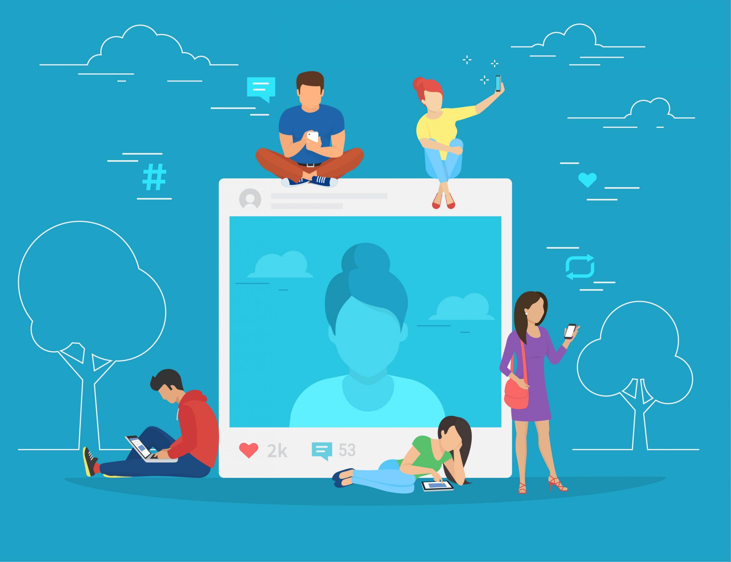 social media; een vloek of een zegen?