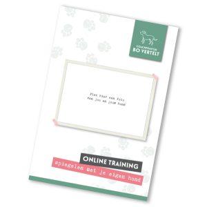 werkboek online cursus